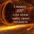 oroscopo del giorno 1 marzo 2017, mercoledì