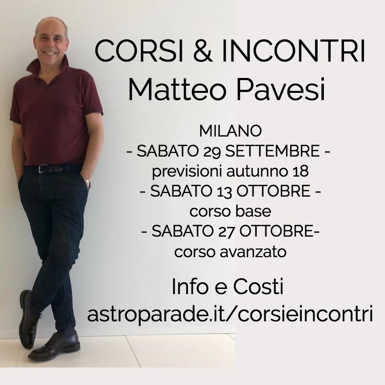 Matteo Pavesi incontri 18